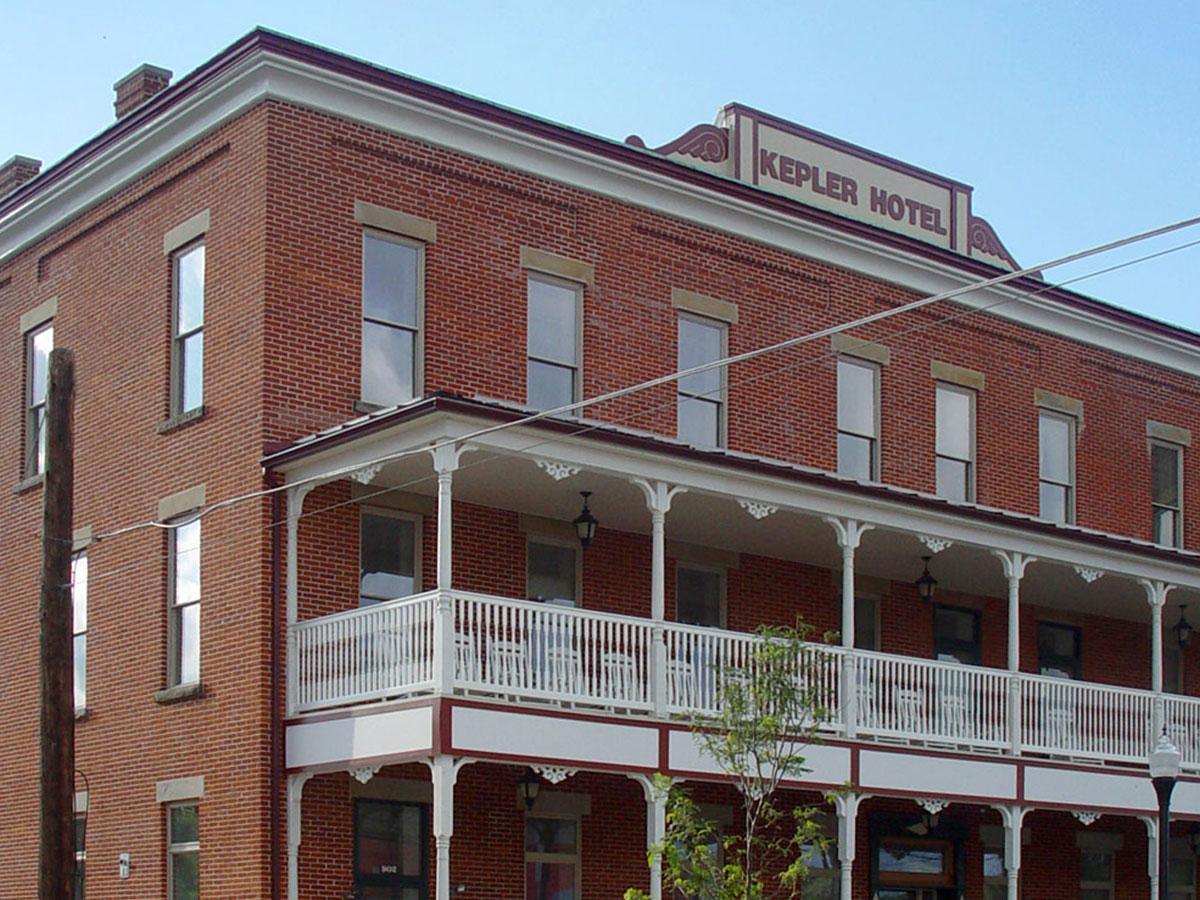 The Kepler Hotel